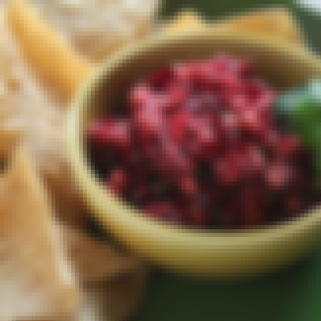 Cranberry Salsa is listed (or ranked) 3 on the list Baja Fresh Recipes