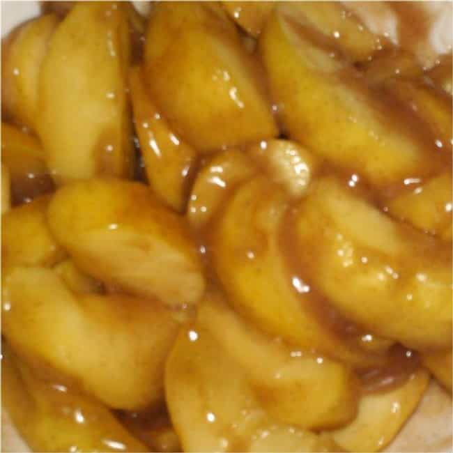 Fried Apples is listed (or ranked) 2 on the list Cracker Barrel Recipes