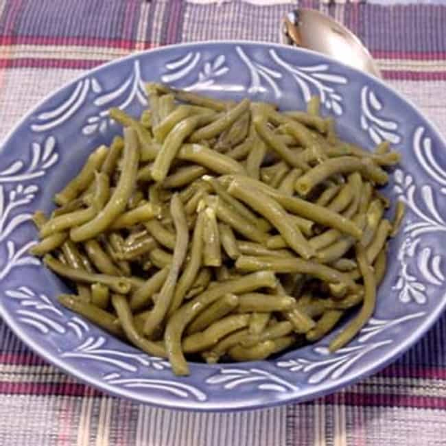Crack Barrel Green Beans is listed (or ranked) 4 on the list Cracker Barrel Recipes