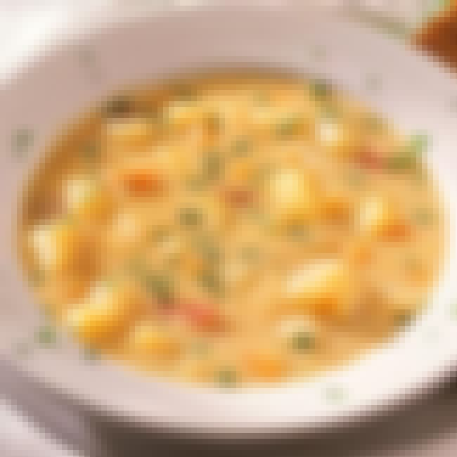 Potato Soup is listed (or ranked) 3 on the list Cracker Barrel Recipes
