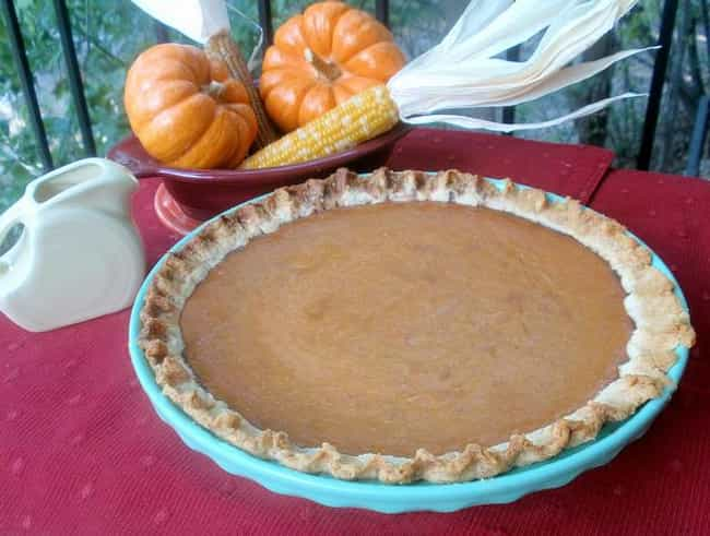 Marie Callender's Pumpki... is listed (or ranked) 4 on the list Marie Callender's Recipes