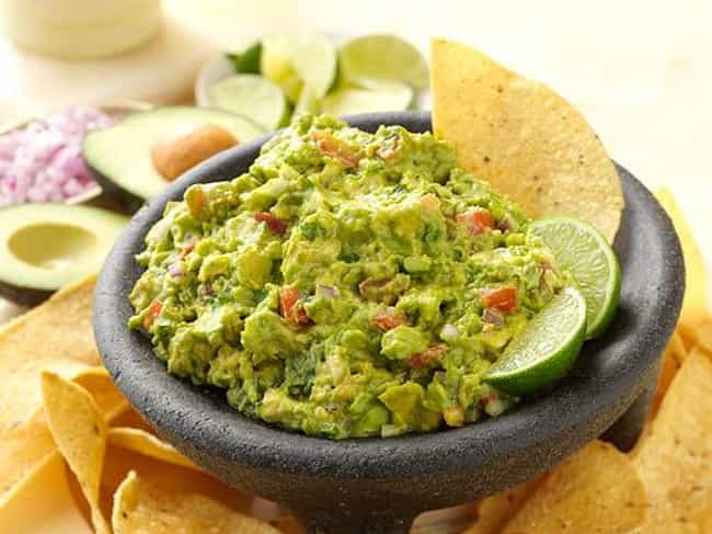 On The Border Guacamole is listed (or ranked) 2 on the list On The Border Recipes