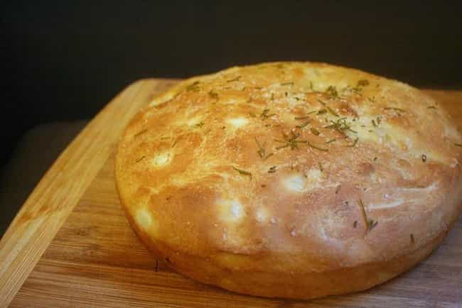 Foccacia Bread is listed (or ranked) 1 on the list Romano's Macaroni Grill Recipes