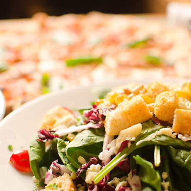 Insalata Florentine is listed (or ranked) 4 on the list Romano's Macaroni Grill Recipes