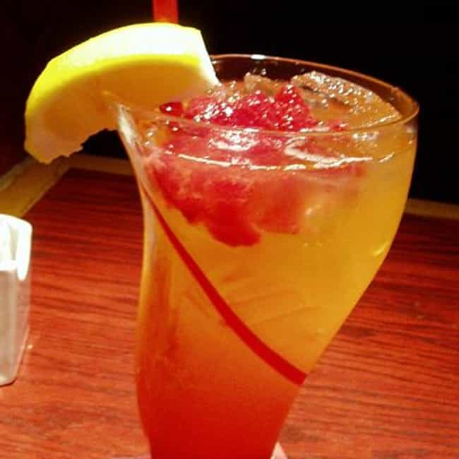 Freckled Lemonade is listed (or ranked) 4 on the list Red Robin Recipes