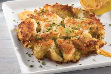 Ruby Tuesday Crab Cakes is listed (or ranked) 5 on the list Ruby Tuesday Recipes