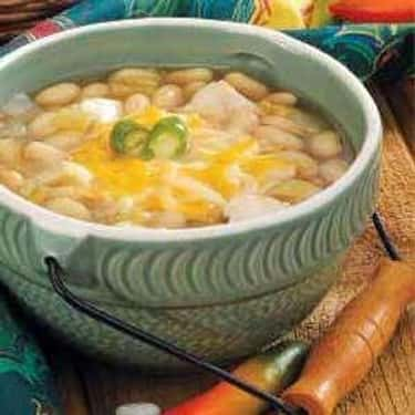 White Chicken Chili is listed (or ranked) 6 on the list Ruby Tuesday Recipes