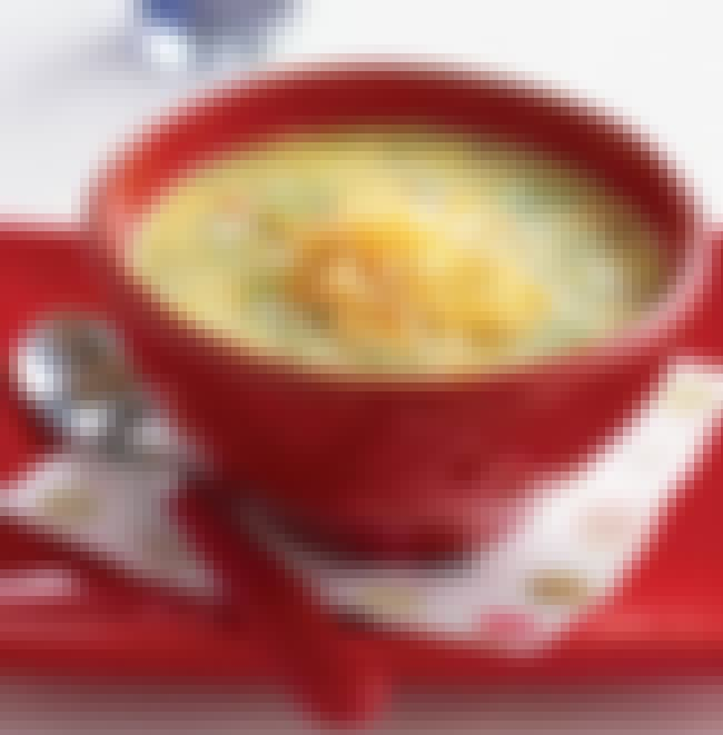 Ruby Tuesday's Broccoli-Cheese... is listed (or ranked) 4 on the list Ruby Tuesday Recipes