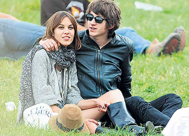 Alexa Chung and Alex Turner is listed (or ranked) 3 on the list Lamest Celebrity Hipster Couples