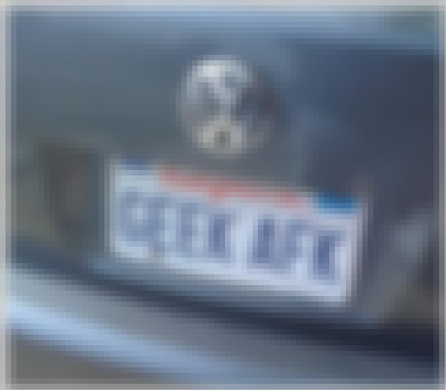 Geek Away From Keyboard is listed (or ranked) 2 on the list Awesome License Plates for Computer Geeks