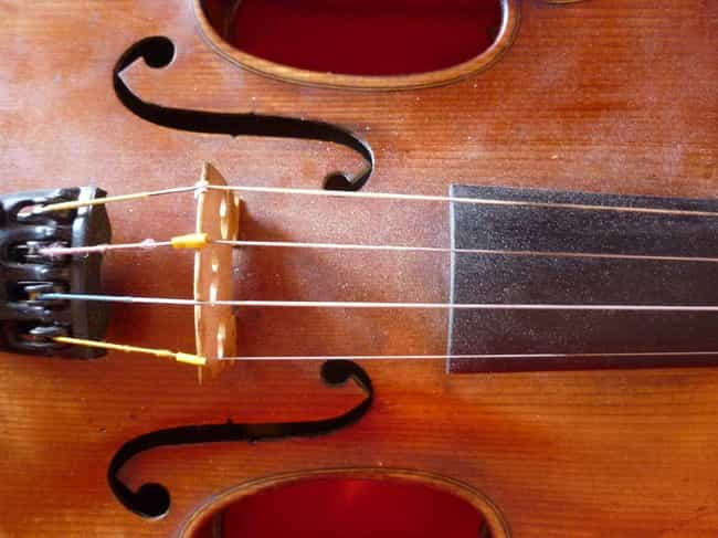 1770s Violin is listed (or ranked) 2 on the list Amazing Things Found in Abandoned Luggage