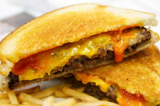 Frisco Melts is listed (or ranked) 3 on the list Steak 'n' Shake Recipes