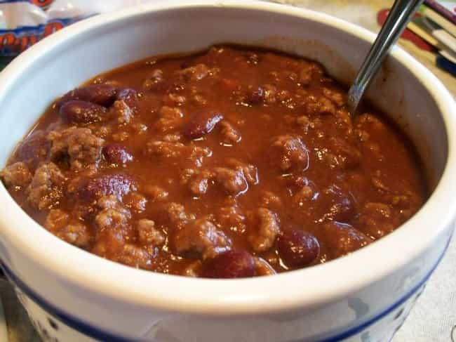 5 Way Chili is listed (or ranked) 2 on the list Steak 'n' Shake Recipes
