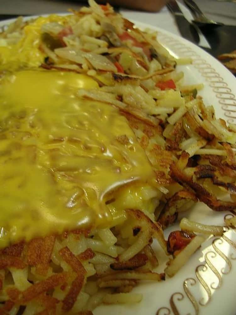 Waffle House Hash Browns