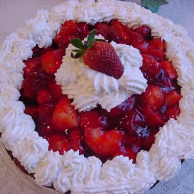 Shoney's Strawberry Pie ... is listed (or ranked) 3 on the list Shoney's Recipes