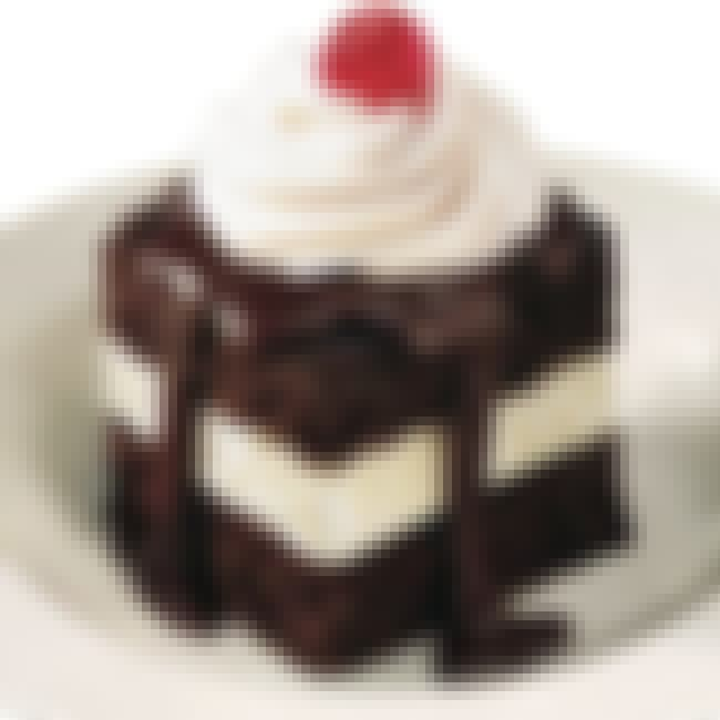 Shoney's Hot Fudge Cake is listed (or ranked) 1 on the list Shoney's Recipes