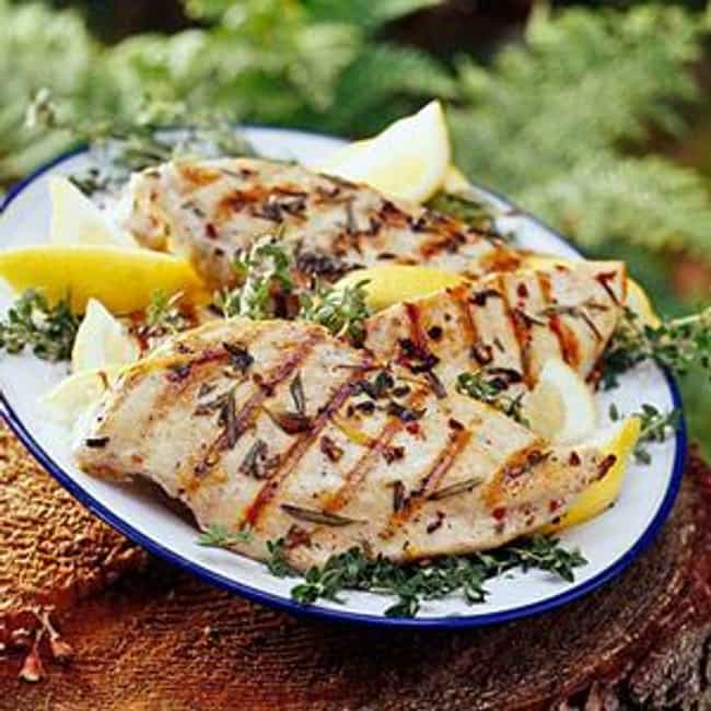 Lemon Herb Chicken is listed (or ranked) 6 on the list Sizzler Recipes