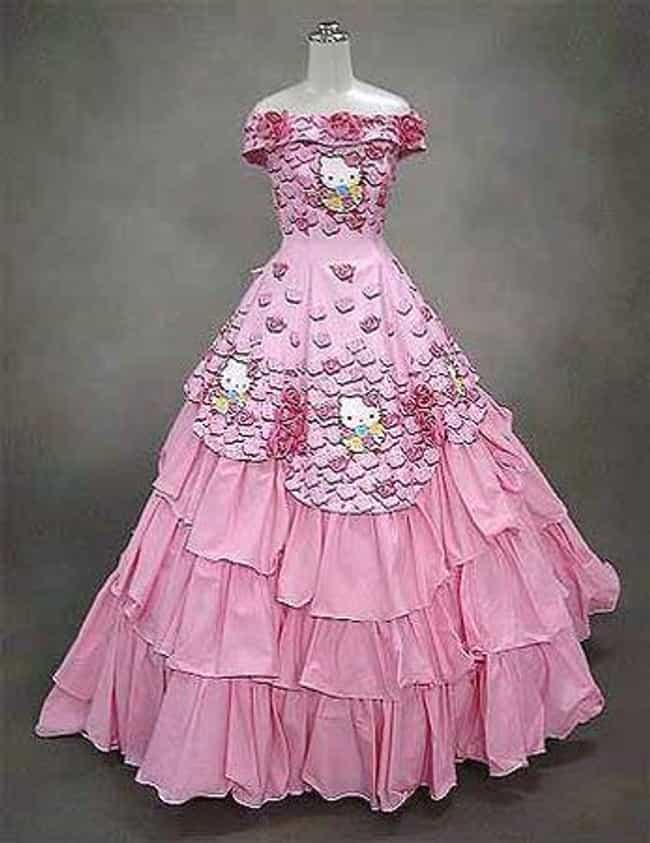 Ugly Prom Dresses List Of Worst Prom Fashion Disasters Page 4