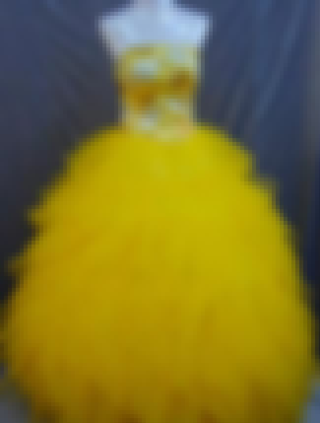 Big Bird Prom Dress is listed (or ranked) 4 on the list The Ugliest Prom Dresses of All Time