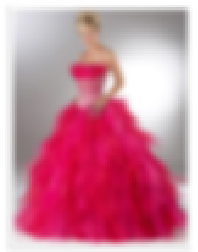 Pink Poofy Nightmare Prom Dres... is listed (or ranked) 4 on the list The Ugliest Prom Dresses of All Time