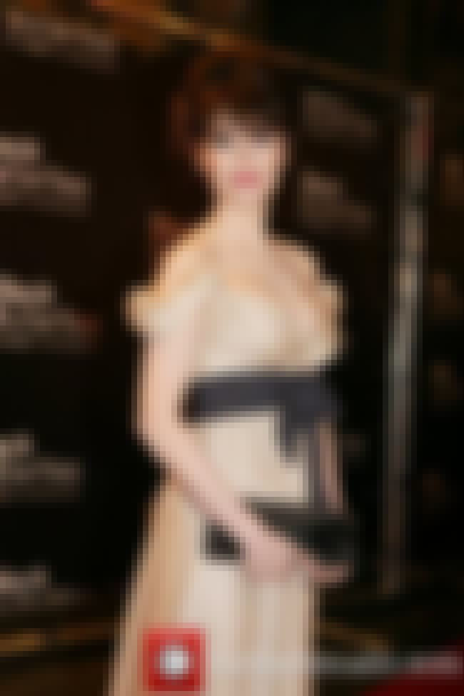Carice Van Houten in Off Shoul... is listed (or ranked) 3 on the list The 22 Hottest Carice Van Houten Photos