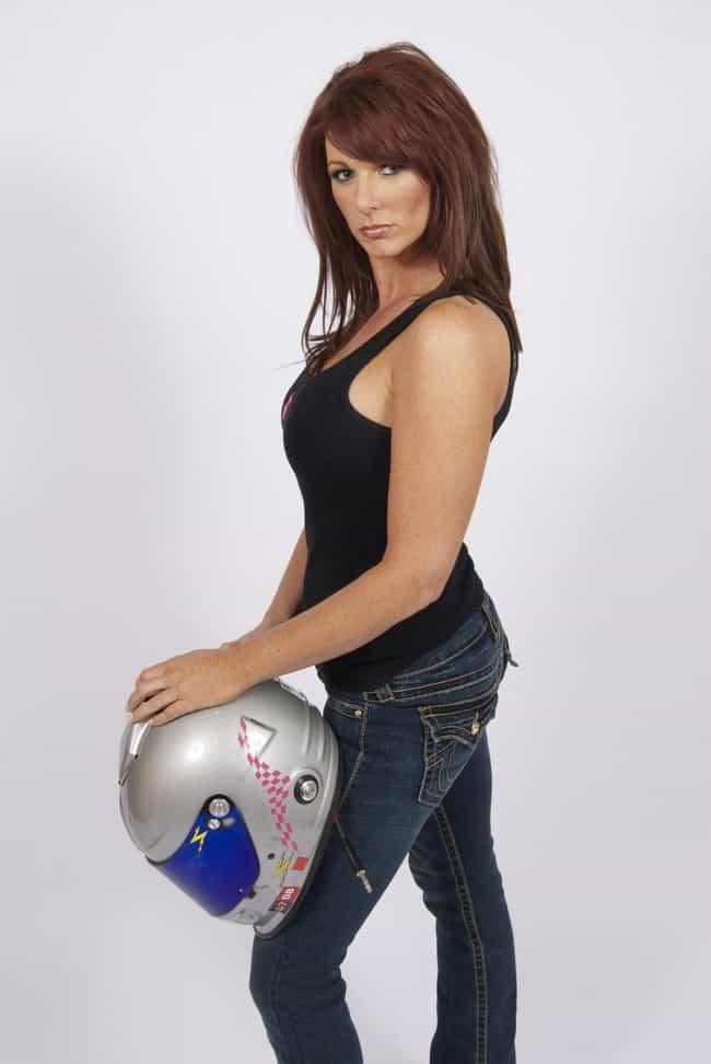 Jennifer Jo Cobb in Black Tank... is listed (or ranked) 2 on the list The Most Stunning Jennifer Jo Cobb Photos