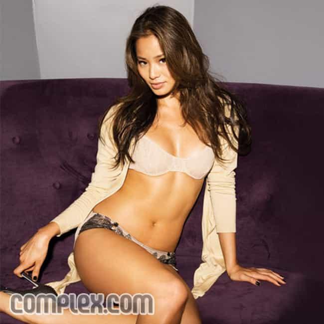 Sexy nude jamie chung 14