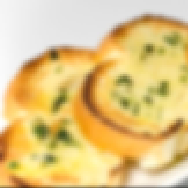 Cheesy Garlic Herb Bread is listed (or ranked) 5 on the list Swiss Chalet Recipes