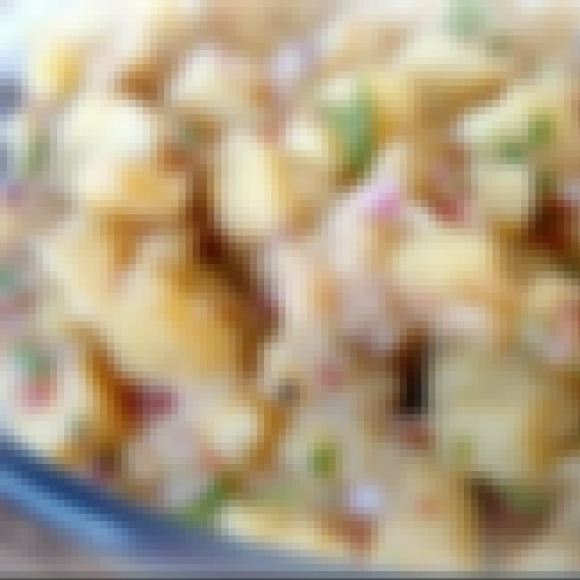German Potato Salad is listed (or ranked) 6 on the list Swiss Chalet Recipes