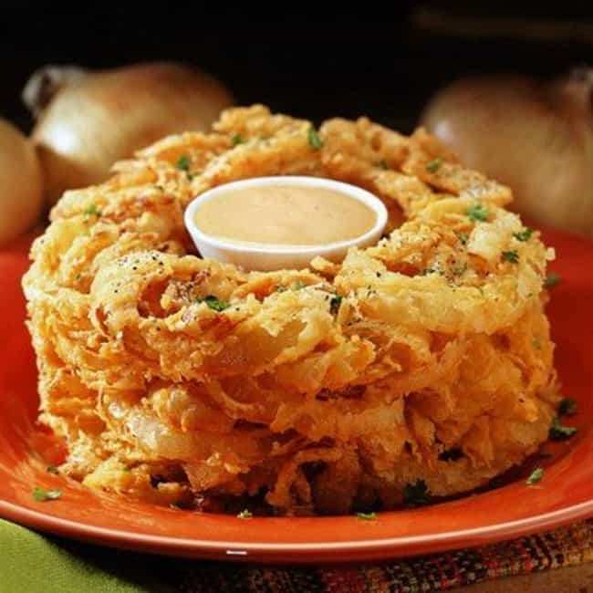 Tony Roma's Onion Loaf is listed (or ranked) 1 on the list Tony Roma's Recipes