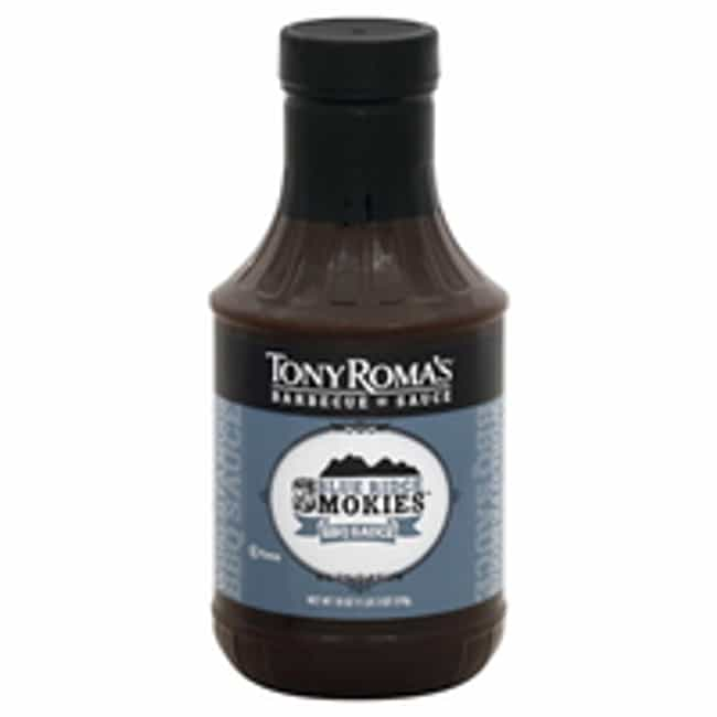 Blue Ridge Smokies Sauce is listed (or ranked) 4 on the list Tony Roma's Recipes
