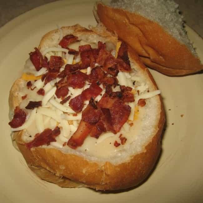 Tony Roma's Baked Potato Soup is listed (or ranked) 2 on the list Tony Roma's Recipes