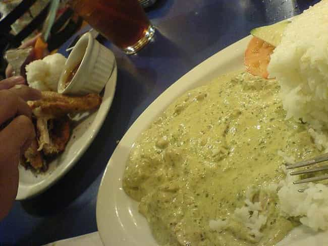 Basil Pesto Cream Sauce ... is listed (or ranked) 4 on the list Uno Chicago Grill Recipes