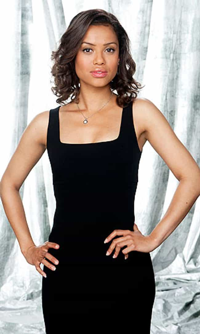 Gugu Mbatha Raw in Textured Bo... is listed (or ranked) 2 on the list The Most Stunning Gugu Mbatha Raw Photos