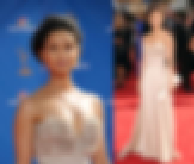 Gugu Mbatha Raw in Crepe Bust ... is listed (or ranked) 2 on the list Hottest Gugu Mbatha Raw Photos