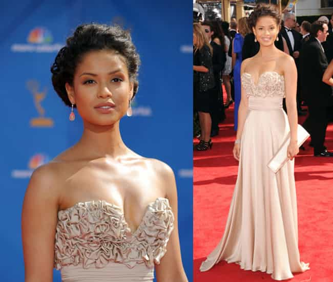 Gugu Mbatha Raw in Crepe Bust ... is listed (or ranked) 1 on the list The Most Stunning Gugu Mbatha Raw Photos