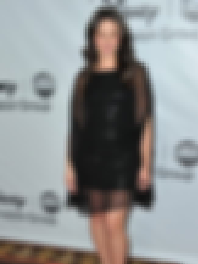Katie Lowes in Shirred Mini Dr... is listed (or ranked) 4 on the list Hottest Katie Lowes Photos