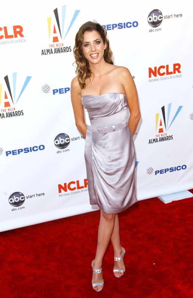 Julie Gonzalo in Platinu... is listed (or ranked) 6 on the list Hottest Julie Gonzalo Photos
