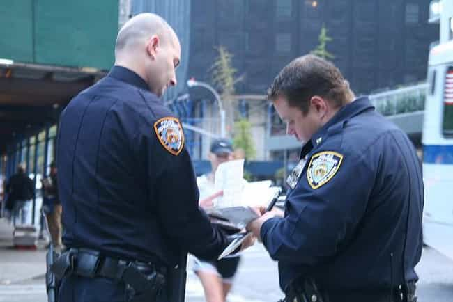 What do you call a Jewish cop? is listed (or ranked) 6 on the list The Funniest Anti-Jokes