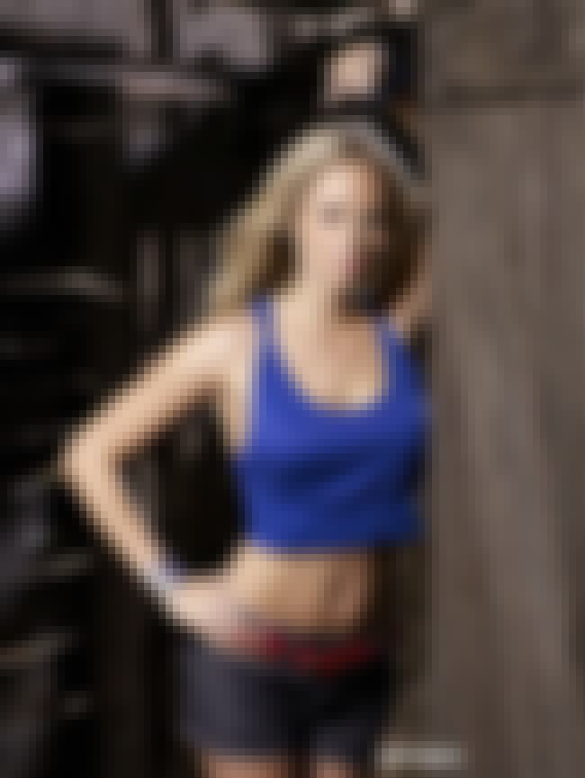 Laura Vandervoort in Sports Br... is listed (or ranked) 4 on the list Hottest Laura Vandervoort Photos