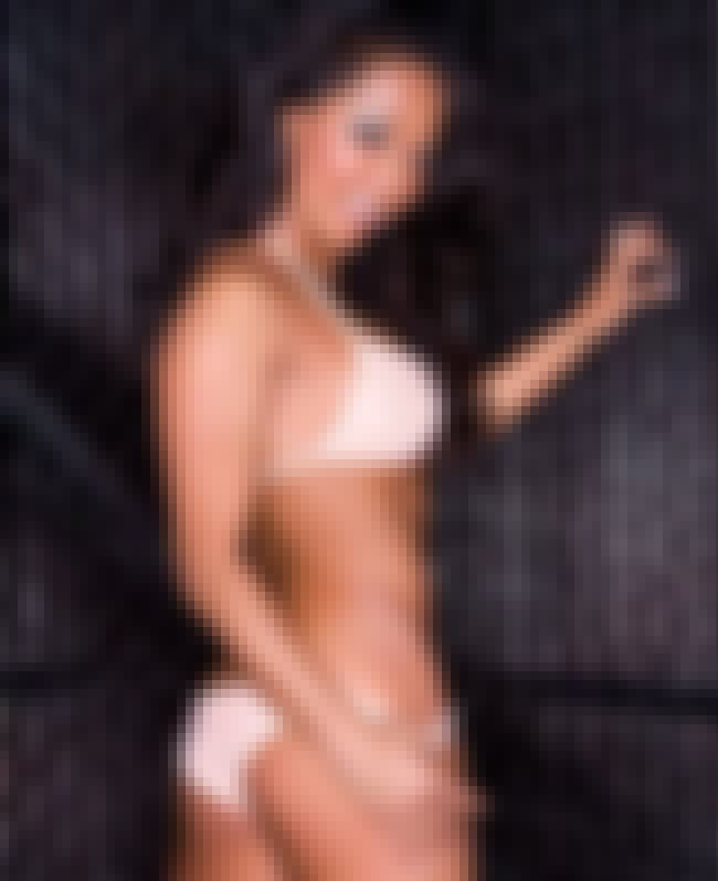Gail Kim in Beaded and Ruffled... is listed (or ranked) 1 on the list Hottest Gail Kim Photos