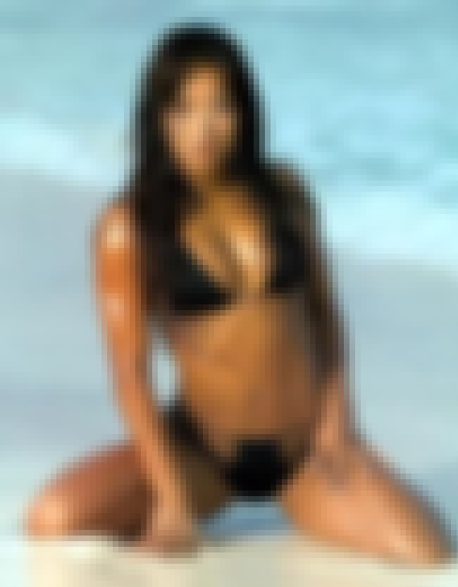 Gail Kim in Rio Adjustable Bik... is listed (or ranked) 3 on the list Hottest Gail Kim Photos