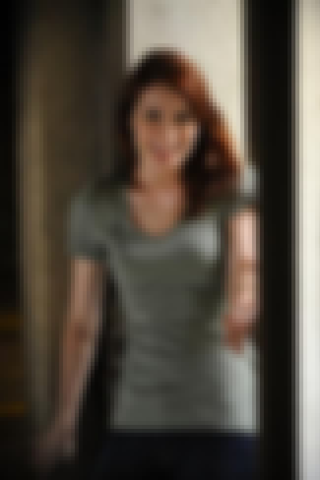 Felicia Day in Gray Shirt is listed (or ranked) 3 on the list Hottest Felicia Day Photos