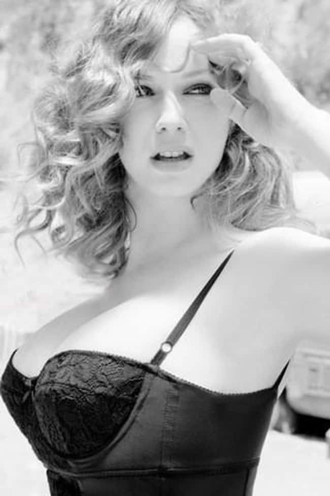 Christina Hendricks Tries To S is listed (or ranked) 13 on the list 38 Sexiest Christina Hendricks Pictures