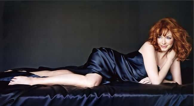 Christina Hendricks Belongs In is listed (or ranked) 19 on the list 38 Sexiest Christina Hendricks Pictures