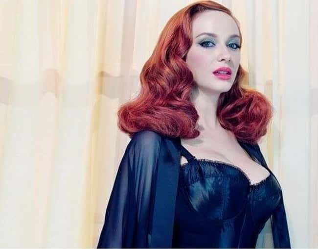 Christina Hendricks Has Pulled is listed (or ranked) 28 on the list 38 Sexiest Christina Hendricks Pictures