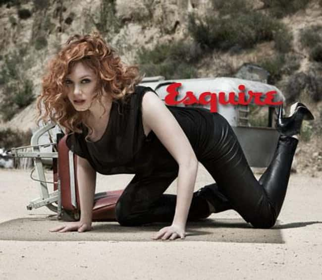 Christina Hendricks Always Wor is listed (or ranked) 34 on the list 38 Sexiest Christina Hendricks Pictures