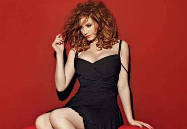 Christina Hendricks Has A Spli is listed (or ranked) 15 on the list 38 Sexiest Christina Hendricks Pictures
