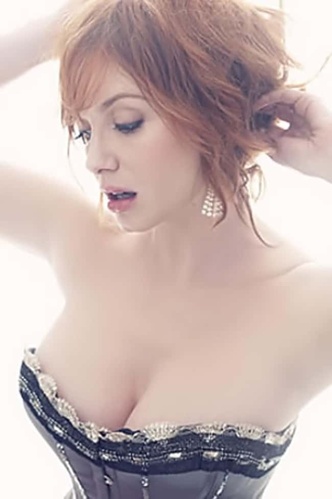 Christina Hendricks Drops An E is listed (or ranked) 5 on the list 38 Sexiest Christina Hendricks Pictures