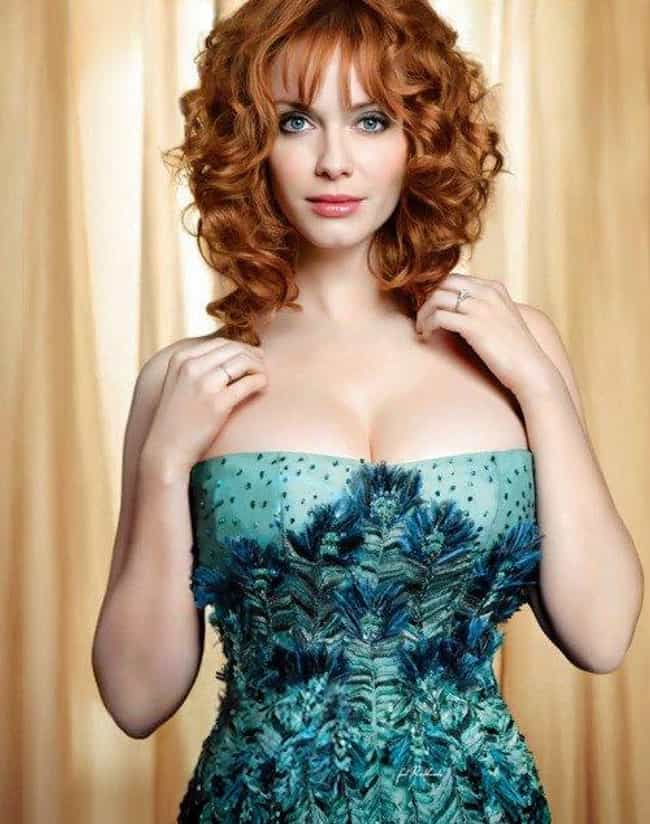 Christina Hendricks Tangoed Wi... is listed (or ranked) 4 on the list The Hottest Christina Hendricks Pictures